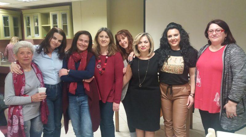 Συνάντηση/Ομιλία του Τμήματος Γυναικών της Αδελφότητας Κεφαλλήνων & Ιθακησίων Πειραιά