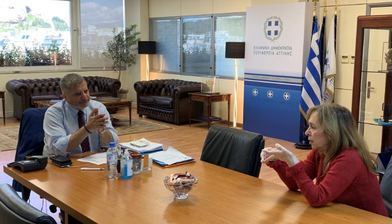 Με τη συμμετοχή εθελοντών Κοινωνιολόγων ενισχύονται οι δράσεις της Περιφέρειας Αττικής εναντίον του κορωνοϊού
