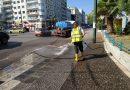 Τα άοκνα συνεργεία του Δήμου πάντα πιστά στο καθήκον τους για έναν καθαρό Πειραιά