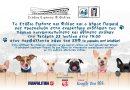 Εναρκτήρια εκδήλωση του πάρκου κοινωνικοποίησης & άθλησης σκύλων στο ΣΕΦ