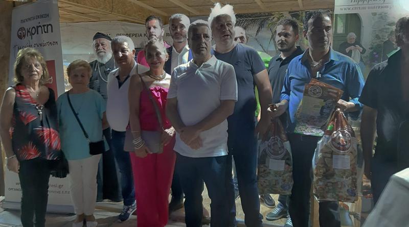 Η Μεγάλη Συνάντηση της Κρήτης στον Πειραιά