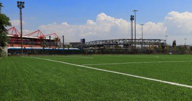 Σύσκεψη Μώραλη με εκπροσώπους πειραϊκών ποδοσφαιρικών σωματείων, για το γήπεδο ποδοσφαίρου στο Σ.Ε.Φ.