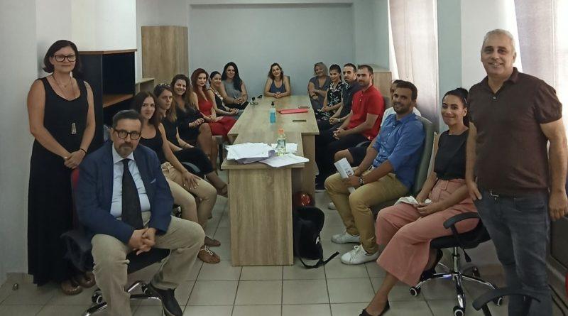 Δίκτυο Πρόληψης και Άμεσης Κοινωνικής Παρέμβασης στο Δήμο Πειραιά –Social Innovation Piraeus