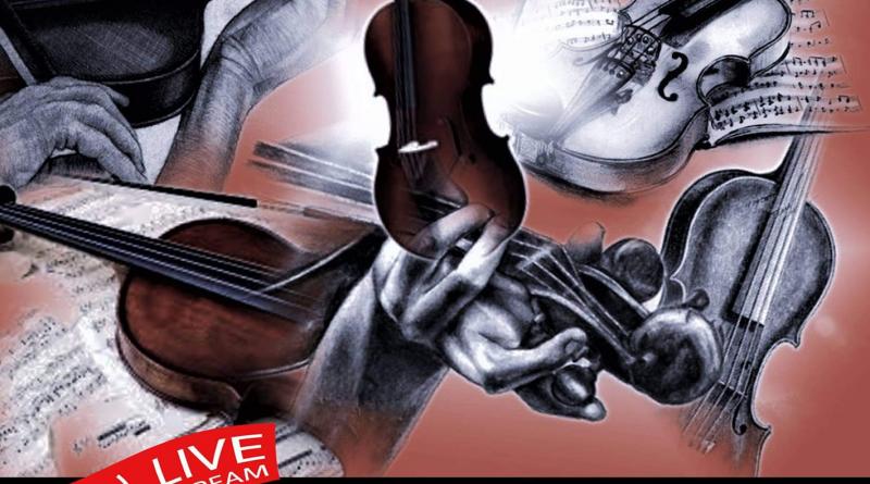 «Με κιθάρες και βιολιά… τραγούδια Ελλήνων συνθετών» (από τις οθόνες σας)