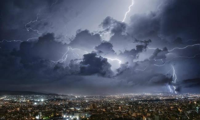 Αντιμετώπιση επικίνδυνων καιρικών φαινομένων στον Δήμο Πειραιά