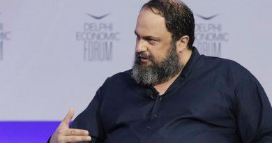 Β. Μαρινάκης: Στρατηγικές επενδύσεις σε πράσινη ενέργεια και σύγχρονα πλοία