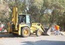 Επιχείρηση καθαρισμού σε χώρο του Σ.Ε.Φ. από τον Δήμο Πειραιά