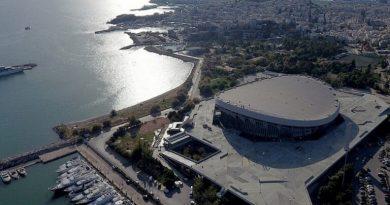 Δήλωση Μώραλη για τη δημιουργία νέου κολυμβητηρίου σε έκταση του ΣΕΦ από τον ερασιτέχνη Ολυμπιακό