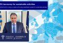 ΕΒΕΠ Κορκίδης: Η ελληνική λέξη «taxonomy» είναι ο νέος όρος αειφορίας στην ΕΕ